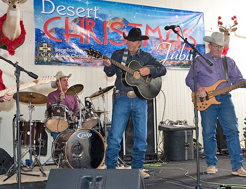 Craig Carter at Desert Christmas Jubilee