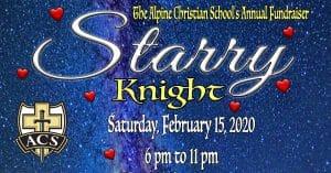 Starry Knight Facebook